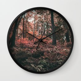 ferngully Wall Clock