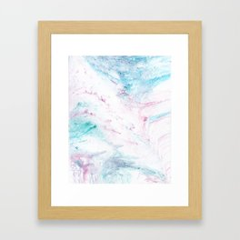 Dissipated Framed Art Print