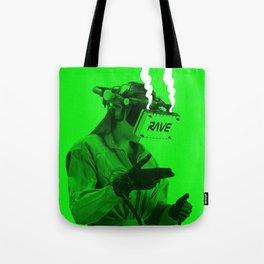 VR Rave Tote Bag