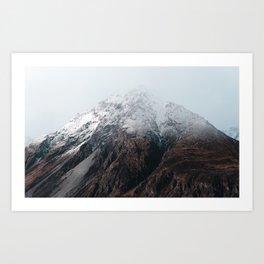 Summit Longing Art Print