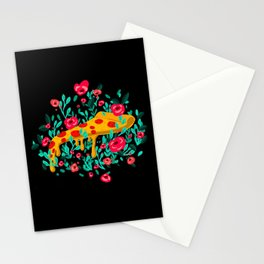 PIZZA GARDEN Stationery Cards