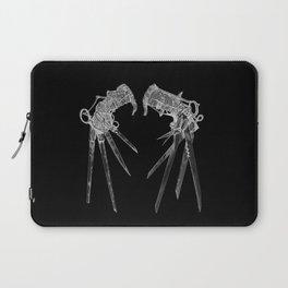 Scissorhandsc(Inverted) Laptop Sleeve