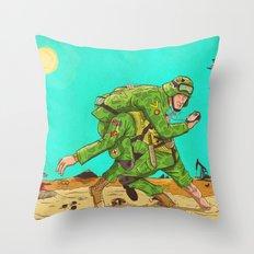Carry Throw Pillow