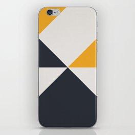 geometric 12 iPhone Skin