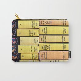 Nancy Drew Vintage Books Carry-All Pouch