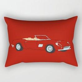 Ferrari 250 GT Califonia Spyder Rectangular Pillow