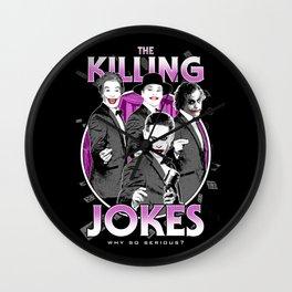 The Killing Jokes Wall Clock