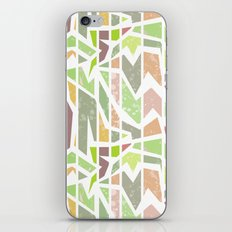 Abstract pattern . Geometric shapes . iPhone & iPod Skin