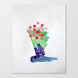 Unbalanced condition Canvas Print