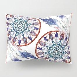 Dreamcatcher Mandala Pillow Sham