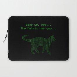 Wake up Neo Laptop Sleeve