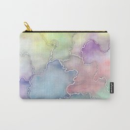 Soft Cracks  Carry-All Pouch