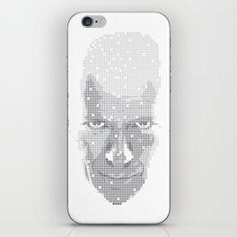 Yippie-Ki-Yay (Bruce Willis) iPhone Skin