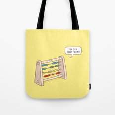 The Ever-Reliable Abacus Tote Bag