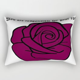 Your Rose Rectangular Pillow