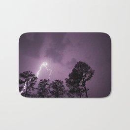 Angry Skies 2 Bath Mat