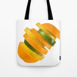 Orang-Lem-Lime Tote Bag