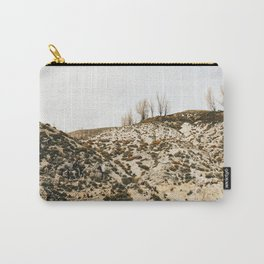 Arid landscape of Monachil, Spain - Travel photography Carry-All Pouch
