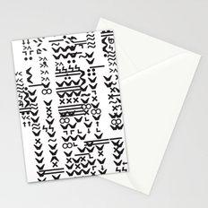 Glitchfield Stationery Cards