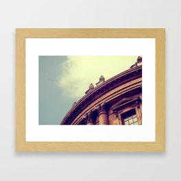 Oxford Framed Art Print