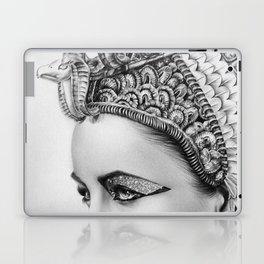 Elizabeth Taylor Cleopatra Portrait Laptop & iPad Skin