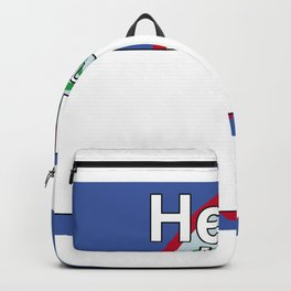 Hello I am from Guam Backpack