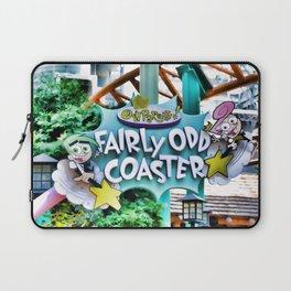 Fairly Odd Coaster Laptop Sleeve