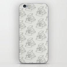 SX70 Pattern iPhone & iPod Skin