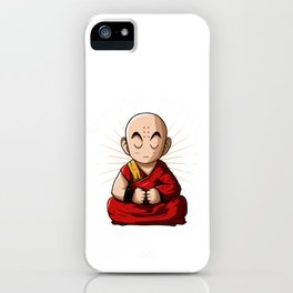 Krillin iPhone Case