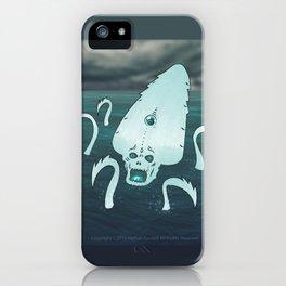 Dangers of the Deep iPhone Case