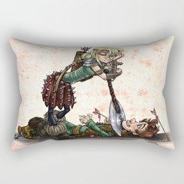 You're Mine Rectangular Pillow