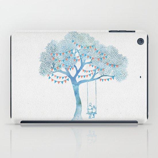 The Start of Something iPad Case