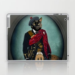 Boris the Bruce, Mouser-in-Chief Laptop & iPad Skin