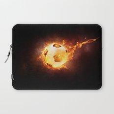 Football, Soccer Ball Laptop Sleeve