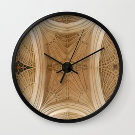 Abbey Ceiling Wall Clock