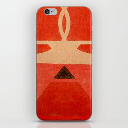 Lucha Libre Mask 1 iPhone Skin
