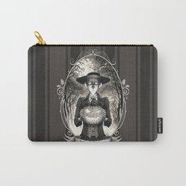 Portrait: Ichabod Crane (Sleepy Hollow) Carry-All Pouch