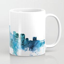 Richmond Virginia Skyline Coffee Mug