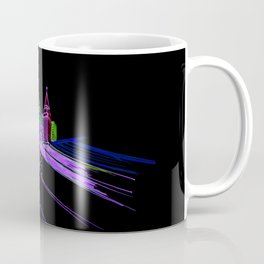 Vibrant city 3 Coffee Mug