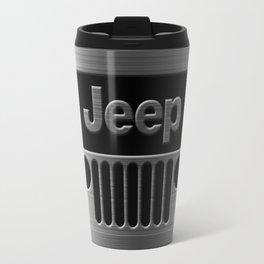 jeep logo Travel Mug