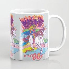 Warrior of the '80s Coffee Mug