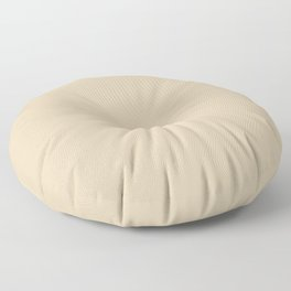 BM Putnam Ivory HC-39 - Trending Color 2019 - Solid Color Floor Pillow
