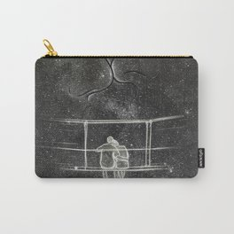 The dreamy conversation. Carry-All Pouch
