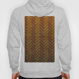 Geometric - Yellow Hoody