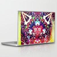 kafka Laptop & iPad Skins featuring franz kafka - by stoneRage