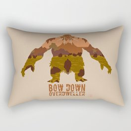 Lord of Crags Rectangular Pillow