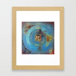 Of the Earth 4 by Nadia J Art Framed Art Print