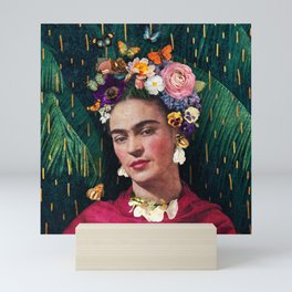 Frida Kahlo :: World Women's Day Mini Art Print