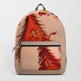 Santa Backpack
