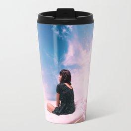 buddah for mary Travel Mug